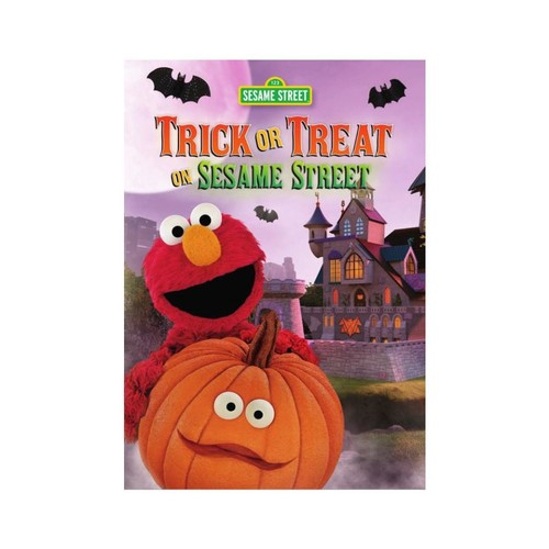 Sesame Street: Trick or Treat on Sesame Street DVD