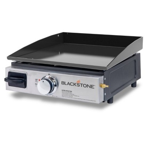Blackstone Portable Table Top Camp Griddle, Gas Grill for Outdoors, Camping, Tailgating [Grill]