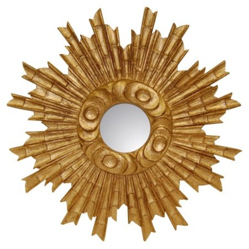 Hickory Manor House Padrone Wall Mirror - 25 diam. in.