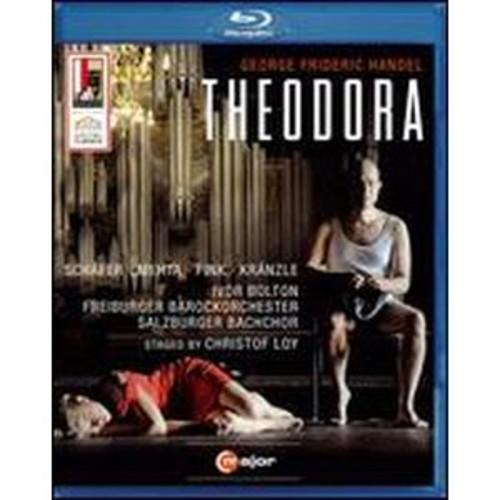 Theodora [Blu-ray] WSE DHMA