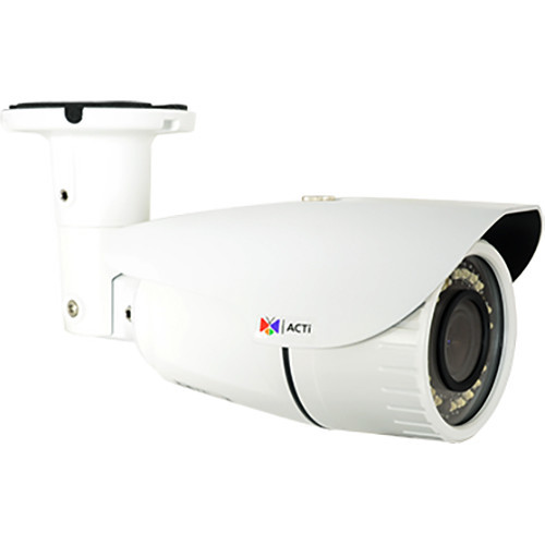 A42 5MP Day/Night IR Outdoor Network Zoom Bullet Camera