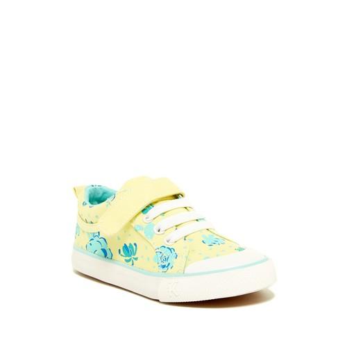 Noel Floral Print Sneaker (Little Kid)