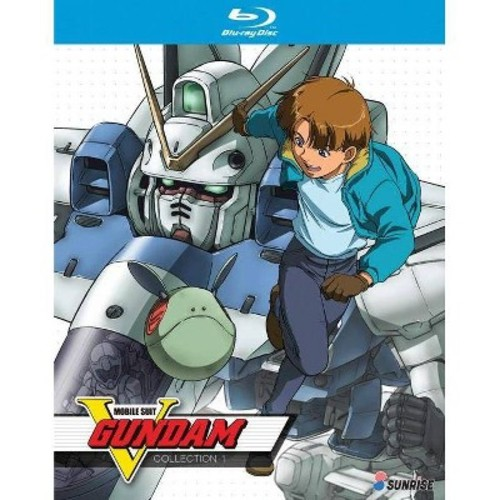 Mobile Suit V Gundam: Collection 1 [Blu-Ray]