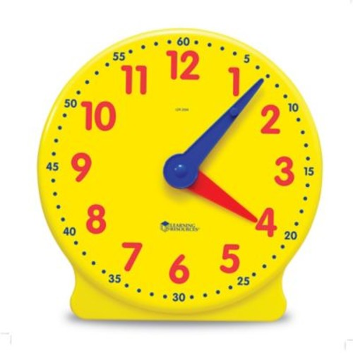 Learning Resources Big Time Demo Clock