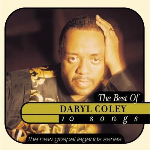 Best of Daryl Coley: Ten Songs [CD]