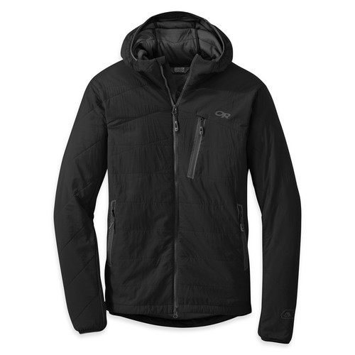 OUTDOOR RESEARCH Mens Uberlayer Hooded Jacket