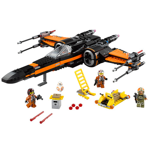 LEGO Star Wars TM Poe's X-Wing Fighter 75102