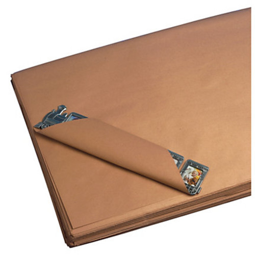 Office Depot Brand Kraft Paper Sheets, 50 Lb, 18