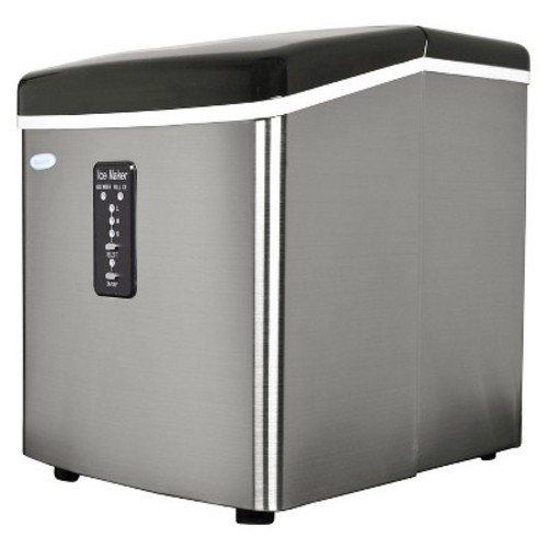 Air Portable Stainless Steel Ice Maker