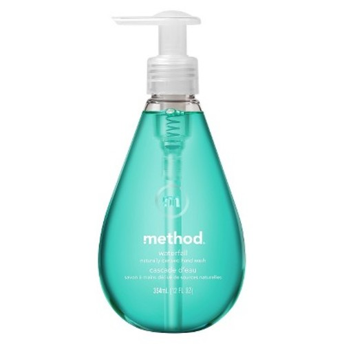 Method Gel Hand Soap Waterfall 12oz