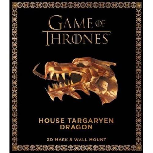 Game of Thrones Mask - House Targaryen Dragon (Paperback)