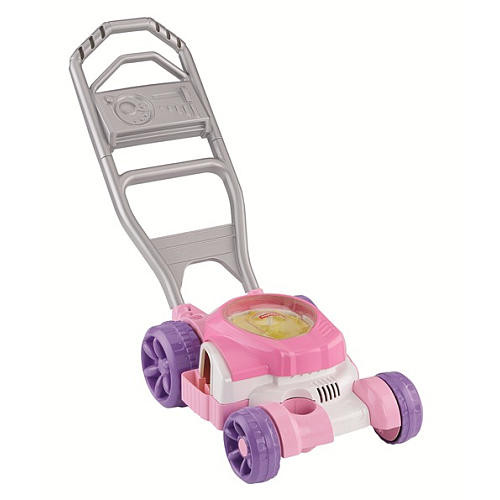 Fisher-Price Bubble Lawn Mower - Pink