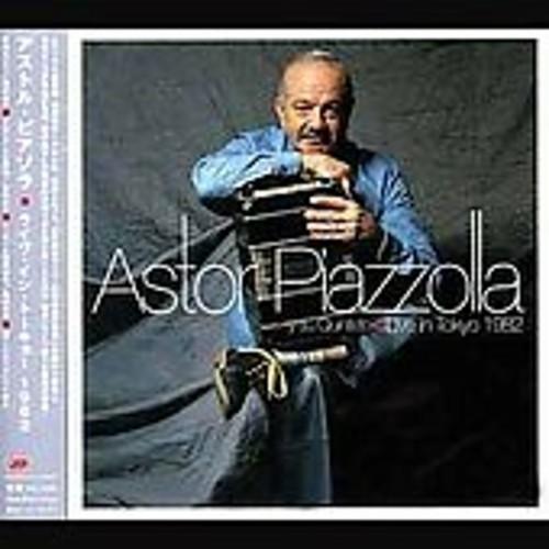 Live in Tokyo 1982 [CD]