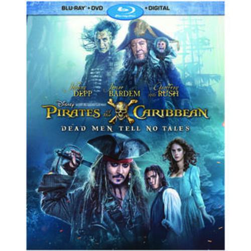 WALT DISNEY Pirates of the Caribbean: Dead Men Tell No Tales [Blu-ray]