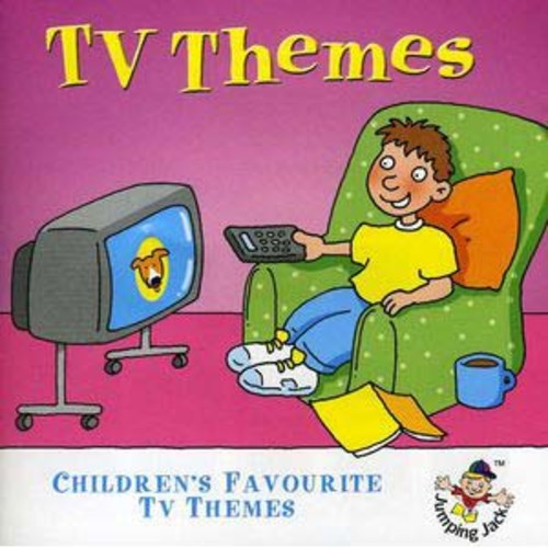 TV Themes [Fast Forward] By Various Artists (Audio CD)