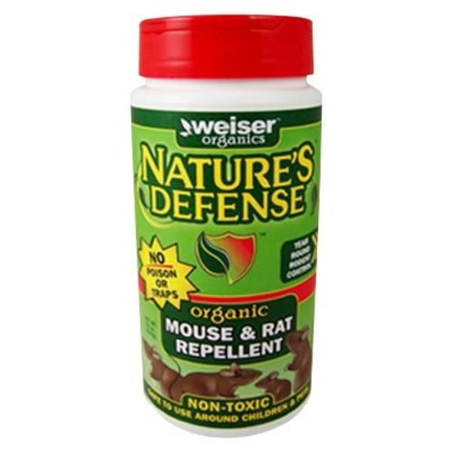 Bird-X Nature's Defense Organic Rodent Repellent 22 oz.