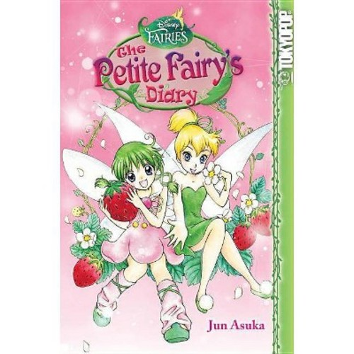 Disney's Fairies : The Petite Fairy's Diary (Paperback) (Jun Asuka)