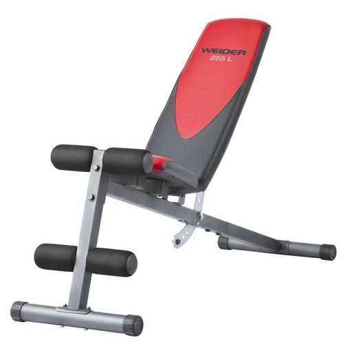 Weider Pro 255 L Weight Bench