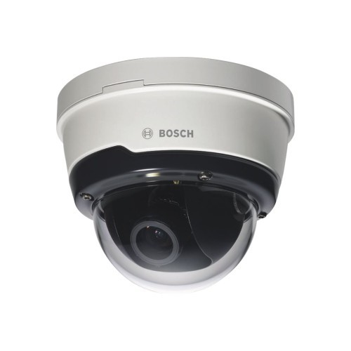 Bosch FLEXIDOME IP Network Camera - Color, Monochrome - 49.21 ft - H.264, Motion JPEG - 1920 x 1080 - 3 mm - 10 mm - 3.3x Optical - CMOS - Cable - Dome, Wall Mount, Pole Mount, Ceiling Mount, Flush Mount, Surface Mount