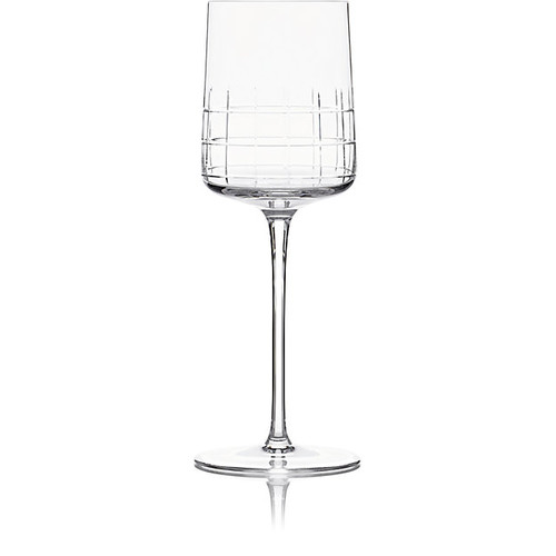 Christofle Graphik Water Goblet