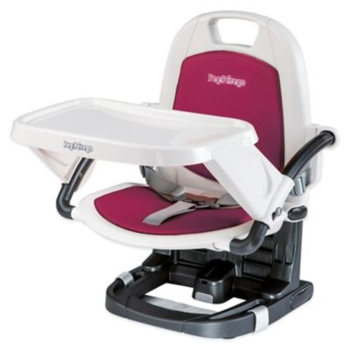 Peg Perego Rialto Booster Chair in Berry