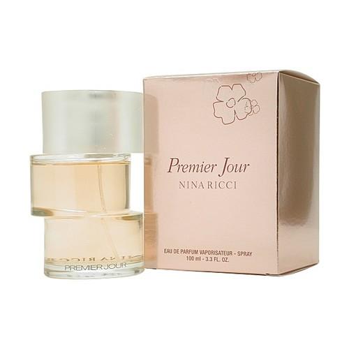 Premier Jour by Nina Ricci for Women - 3.3 oz EDT Spray