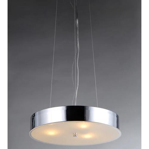 Warehouse of Tiffany Chandeliers & Pendant Lighting Modern Chrome Chandelier