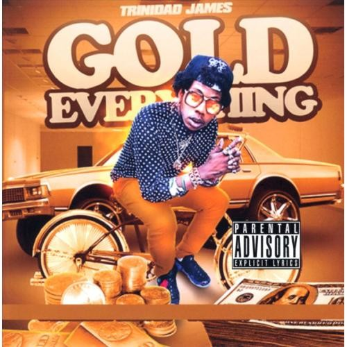 Gold Everything [CD] [PA]