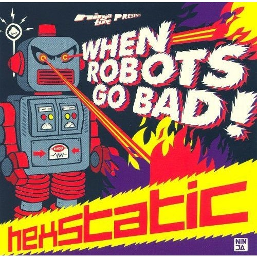 When Robots Go Bad [CD]