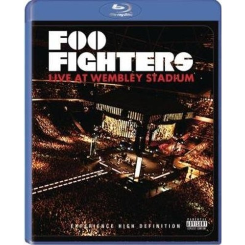 FOO FIGHTERS:LIVE AT WEMBLEY STADIUM