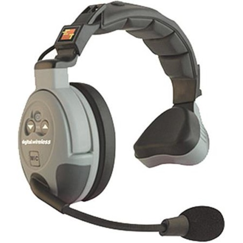 Eartec Comstar Single-Ear Full Duplex Wireless Headset, European Version CS-SINEU