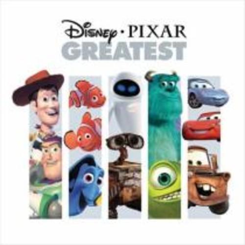 Disney Pixar Greatest Hits [CD]