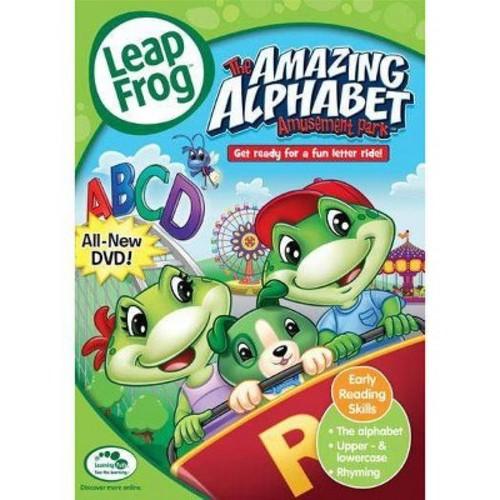Leapfrog:Amazing alphabet amusement (DVD)