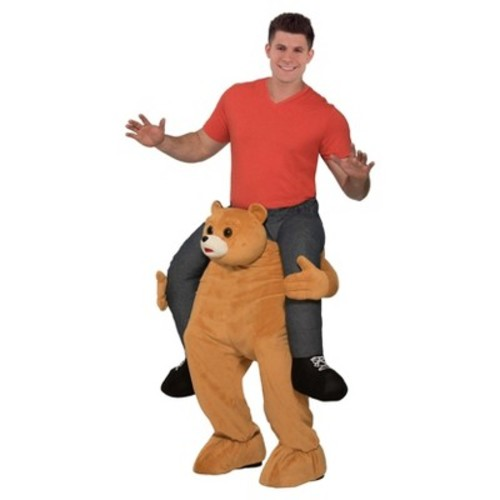 Ride a Bear Adult Costume One Size Fits Most