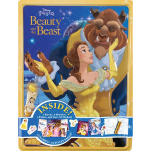 Disney Princess Beauty and the Beast Collector's Tin