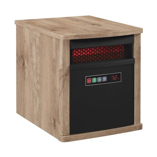 Duraflame 1,500-Watt Electric Infrared Quartz Portable Heater