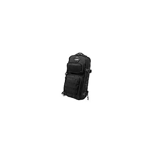 Barska Loaded Gear GX-300 Polyester Tactical Sling Backpack, Black
