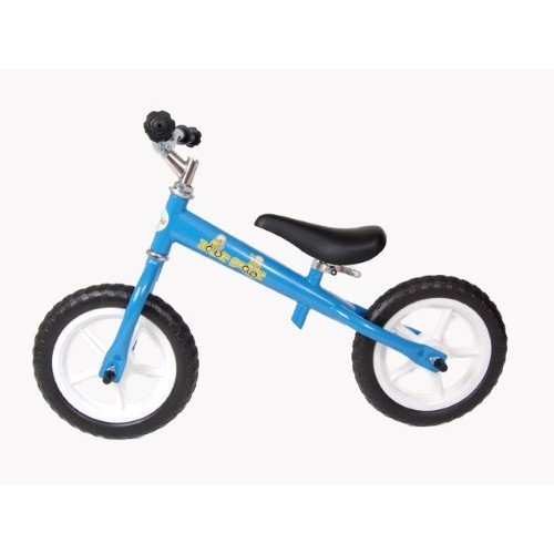 Boot Scoot Zoomer Balance Bike Sky Blue: Toys & Games