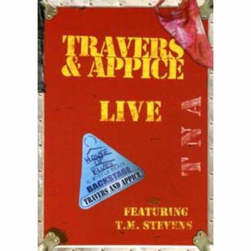 Travers and Appice: Live at the House of Blues DTS/DD5.1/DD2