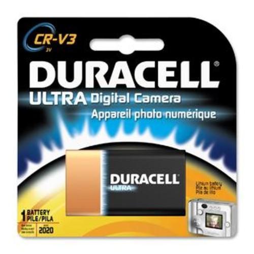 Duracell Photo Batteries Lithium 3-Volt Battery