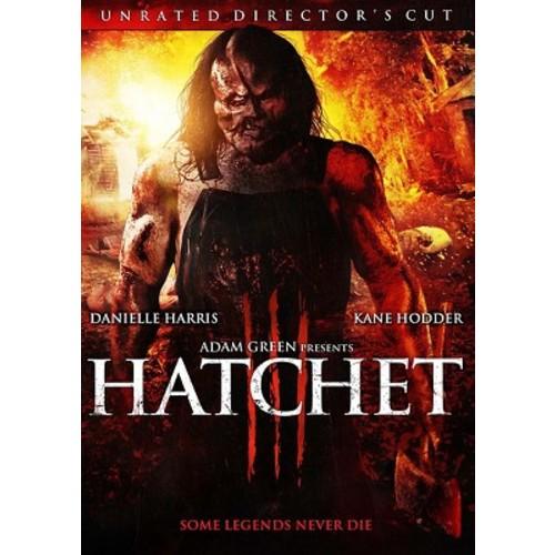 Hatchet III (Unrated) (Director's Cut) (dvd_video)