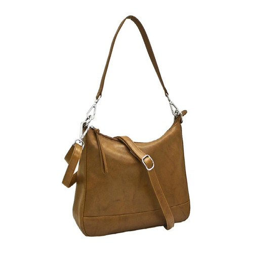 Tan Convertible Hobo