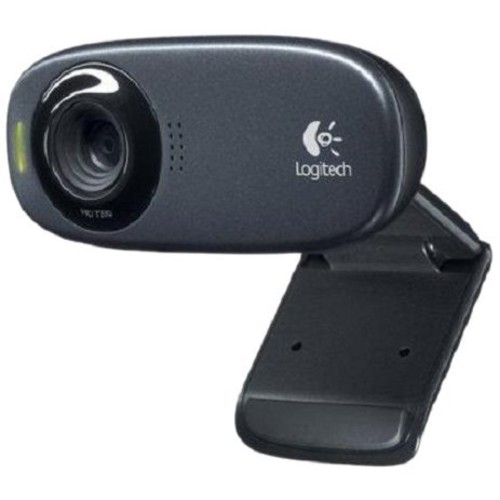 Logitech- Webcam C310