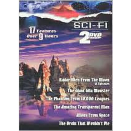Great Sci-Fi Classics, Vol. 2