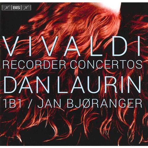 Antonio Vivaldi - Vivaldi: Recorder Concertos