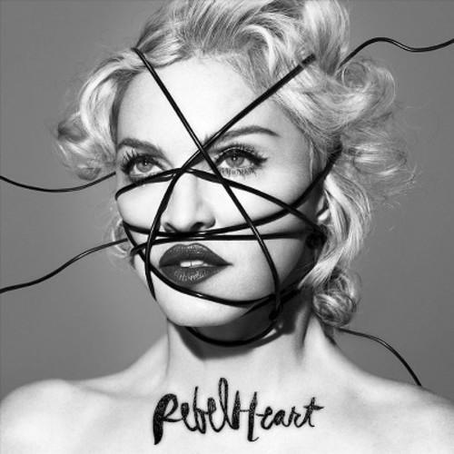 Madonna - Rebel Heart (Deluxe) [Explicit Lyrics] (CD)