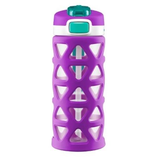 Ello Luna 16oz Tritan Water Bottle - Pink
