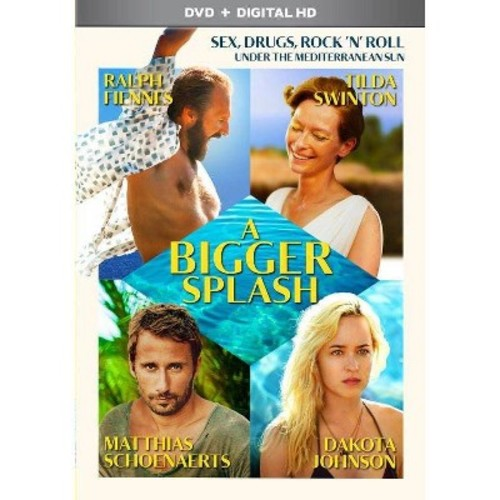 Bigger Splash (DVD)
