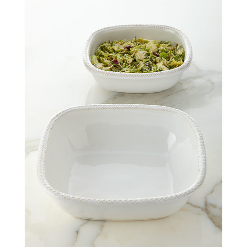 Le Panier Square Serving Bowl, 9