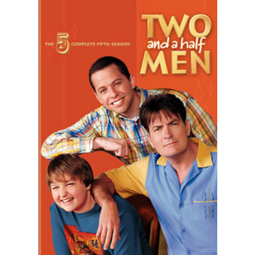 Two and a Half Men: The Complete Fifth Season [3 Discs] [DVD]